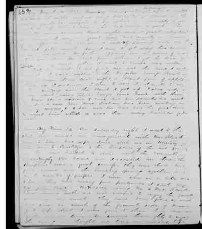 [Diary Entry for March 9, 1873]