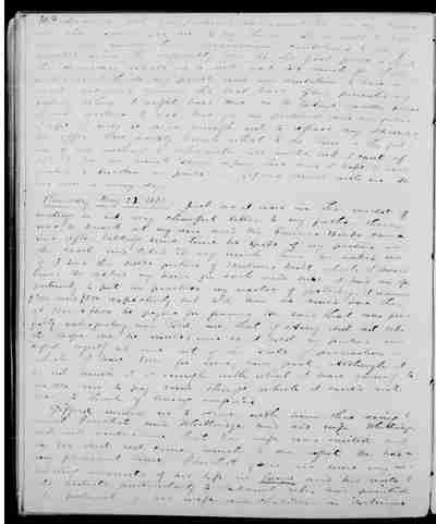 [Diary Entry for May 21, 1873]