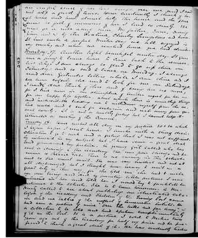 [Diary Entry for January 16, 1881]