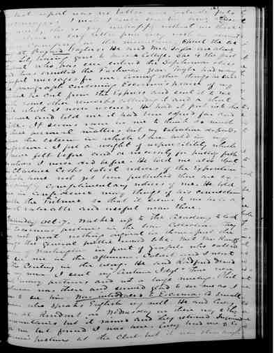 [Diary Entry for October 6, 1876]