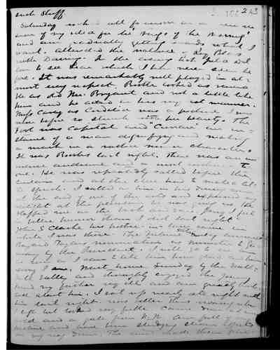 [Diary Entry for February 18, 1878]