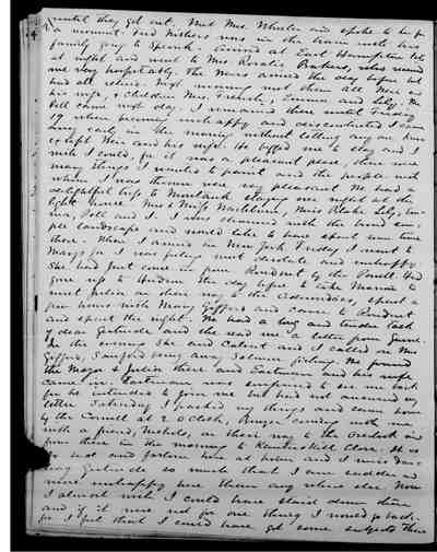 [Diary Entry for July 21, 1879]