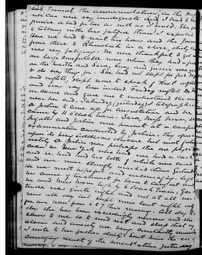 [Diary Entry for October 13, 1878]