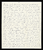 [Jervis McEntee letter to Mary McEntee Vaux 3]