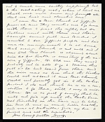 [Jervis McEntee letter to Mary McEntee Vaux 5]