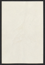 [James Brooks Christmas card to Dorothy Canning Miller verso 1]