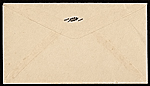 [George Whitney, Philadelphia, Pa. letter to Henry Hill Collins envelope verso 4]