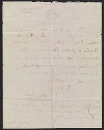 [Francis Seymour Haden letter to Frederick Keppel verso 1]