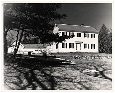 William Zorachs home, Robinhood, in Georgetown, Maine