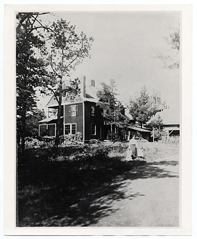[Abbott Handerson Thayer's house in Dublin, New Hampshire]