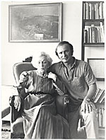 Katherine Anne Porter and Kenneth Hari