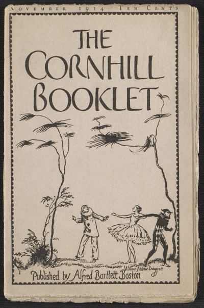 The Cornhill booklet