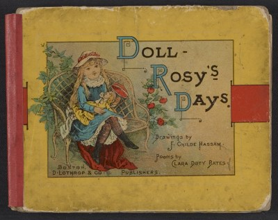 Doll Rosy's days