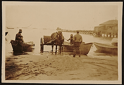 Photograph album of Provincetown, Mass.