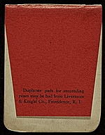 Image for cover back 18