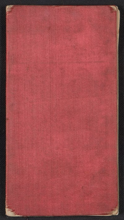 Henry Mosler Civil War diary