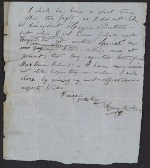 [Henry Mosler letter to his parents, Gustave and Sophie Mosler 1]