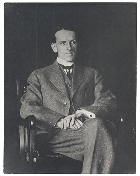 Elmer L. Mac Rae, ca. 1893