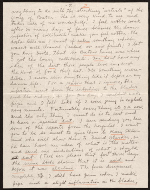 [Frida Kahlo, Paris, France letter to Nickolas Muray, New York, N.Y. page 2]