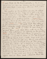[Frida Kahlo, Paris, France letter to Nickolas Muray, New York, N.Y. page 3]