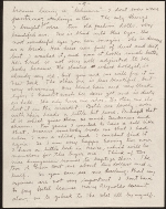[Frida Kahlo, Paris, France letter to Nickolas Muray, New York, N.Y. page 5]
