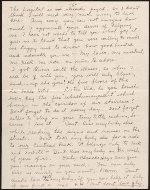 [Frida Kahlo, Paris, France letter to Nickolas Muray, New York, N.Y. page 6]