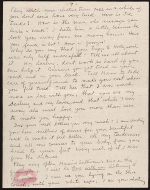 [Frida Kahlo, Paris, France letter to Nickolas Muray, New York, N.Y. page 13]