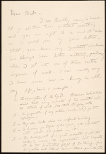 Miguel Covarrubias letter to Nickolas Muray