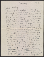 Frida Kahlo, Coyoacan, Mexico letter to Nickolas Muray, New York, N.Y.