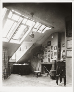 Nickolas Muray's studio at 129 MacDougal Street