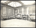 [Installation view of the Fifth annual arts and crafts exhibition at the National Arts Club ]