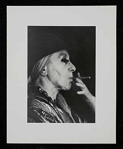 [Louise Nevelson]