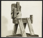 Menagerie Animal by Louise Nevelson