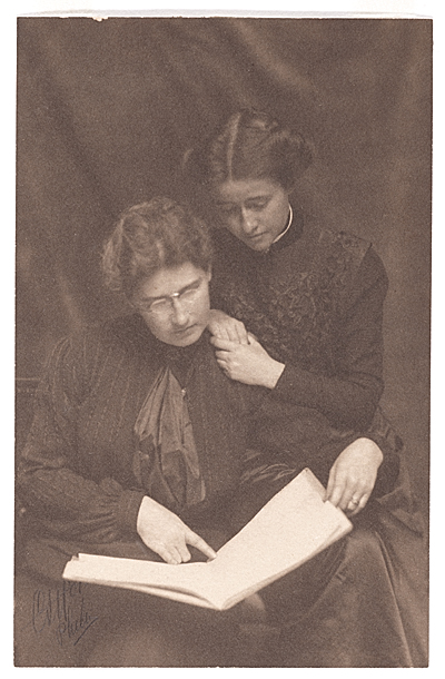 Jessie Wilcox Smith and Elizabeth Shippen Green