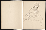 [Violet Oakley's sketchbook 15]