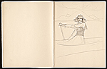 [Violet Oakley's sketchbook 16]