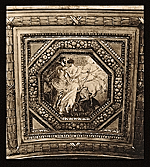 Violet Oakley ceiling panel Hercules taken to Olympus