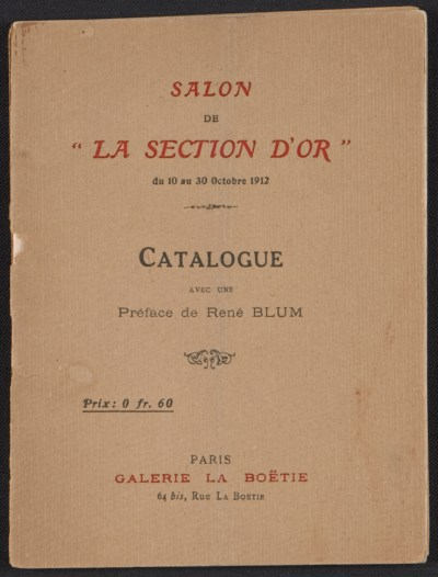 [Exhibit catalog for Salon de