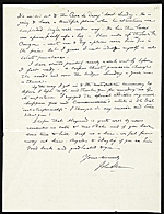 [John Sloan letter to Walter Pach ]