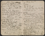 [Walter Pach notebook recording sales at the New York Armory Show pages 4]