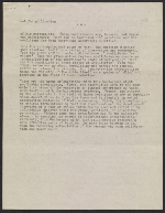 [Walter Pach notes for lecture on the Armory Show verso 1]