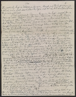 [Walter Pach notes for lecture on the Armory Show page 2]