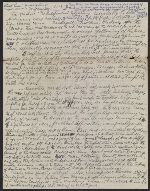 [Walter Pach notes for lecture on the Armory Show page 4]