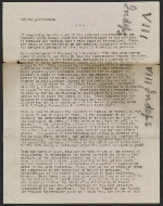 [Walter Pach notes for lecture on the Armory Show verso 5]