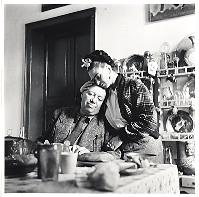 [Diego Rivera and Frida Kahlo]
