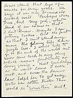 [Frida Kahlo, New York, N.Y. letter to Emmy Lou Packard, San Francisco, Calif. page 4]