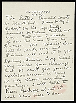 [Frida Kahlo, New York, N.Y. letter to Emmy Lou Packard, San Francisco, Calif. page 5]