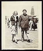 Emmy Lou Packard and Diego Rivera