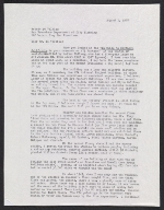 [Emmy Lou Packard letter to Robert De Velbiss, San Francisco, CA ]