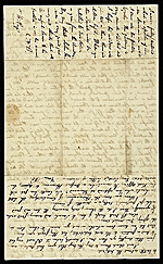 [Charles Frederick Briggs letter to William Page 2]